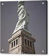 The Statue Of Liberty Acrylic Print