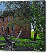The Stone House Acrylic Print