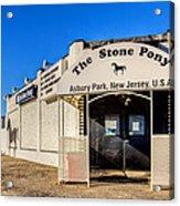 The Stone Pony Asbury Park New Jersey Acrylic Print