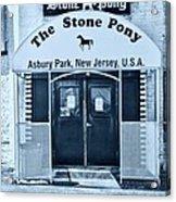 The Stone Pony Cool Acrylic Print