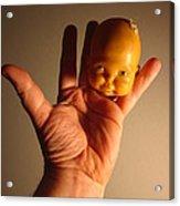 The Strange Body Of George Pugsley Stuart Jr Acrylic Print