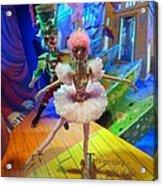 The Sugarplum Fairy Acrylic Print