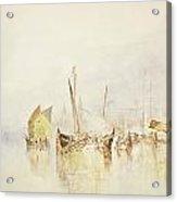 The Sun Of Venice Acrylic Print