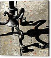 The Sundial Acrylic Print