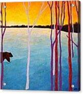 The Sundowner Acrylic Print