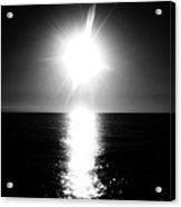The Sunset Sunrise Acrylic Print