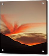 The Surreal Landscape Of Bolivia S Acrylic Print