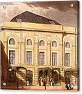 The Surrey Theatre, London, 1826 Acrylic Print