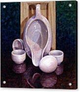 The Surrogate Acrylic Print by Jane Bucci