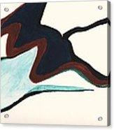 The Tad Pole Acrylic Print