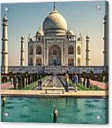 The Taj Maha Acrylic Print