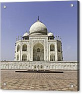 The Taj Mahal. Acrylic Print