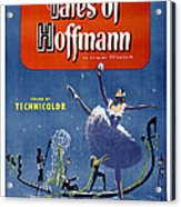 The Tales Of Hoffmann, Poster Art, 1951 Acrylic Print