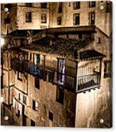 The Tall Houses Of Albarracin Acrylic Print