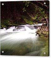 The Tananamawas River Acrylic Print