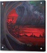 The  Tempest Acrylic Print