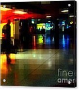 The Terminal - Train Stations Of New York Acrylic Print