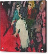 The Theatre Acrylic Print