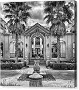 The Thomas Center Gardens Acrylic Print