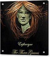 The Three Graces Acrylic Print