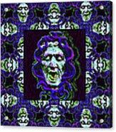 The Three Medusas 20130131 - Horizontal Acrylic Print by Wingsdomain Art and Photography