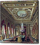 The Throne Room, Carlton House Acrylic Print