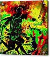 The Thunder Of Rock 'n' Roll Acrylic Print