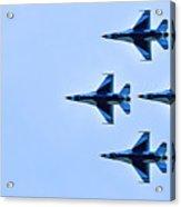 The Thunderbirds Are Here  Acrylic Print