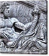The Tiber Acrylic Print