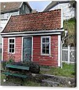The Tiny House Acrylic Print