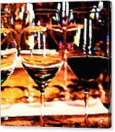 The Toast Acrylic Print