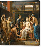 The Toilet Of Venus Acrylic Print