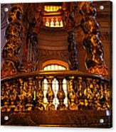 The Tombs At Les Invalides - Paris France - 011322 Acrylic Print by DC Photographer