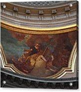 The Tombs At Les Invalides - Paris France - 011331 Acrylic Print