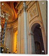 The Tombs At Les Invalides - Paris France - 01138 Acrylic Print