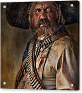 The Tombstone Bandito Acrylic Print