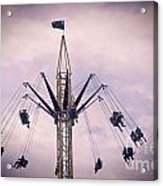 The Tower Swing Ride 1 Acrylic Print