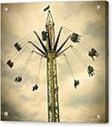 The Tower Swing Ride 2 Acrylic Print