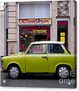 The Trabant Acrylic Print