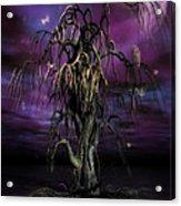The Tree Of Sawols Acrylic Print