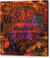 The Tree Of Tule   Acrylic Print