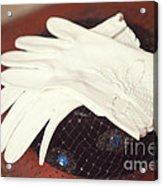 The Trip-the Gloves Acrylic Print by Kay Pickens