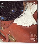 The Trip-the Suitcase Acrylic Print by Kay Pickens