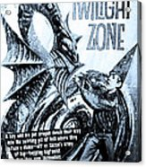 The Twilight Zone Acrylic Print