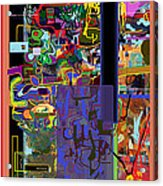 The Tzaddik Lives On Emunah 9 Acrylic Print