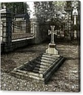 The Un-grave Acrylic Print