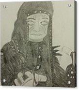The Undertaker Acrylic Print