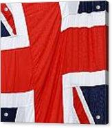 The Union Jack Acrylic Print