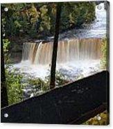 The Upper Falls Acrylic Print