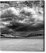 The Valley Of Shadows Acrylic Print
